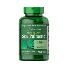 Saw Palmetto 450 mg100 Capsules