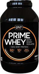 Протеїн PRIME WHEY 2 кг belgian chocolate brownie