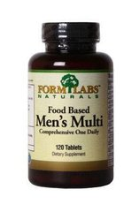 Food Based Men's Multi 120 tab