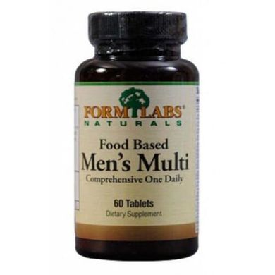 Food Based Men's Multi 60 tab
