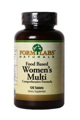 Food Based Women's Multi 120 tab