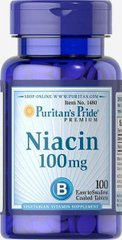 Niacin 100 mg100 Tablets