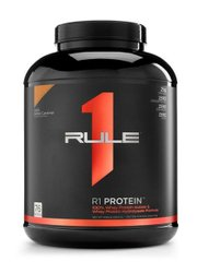 Протеїн R1_Protein R1 NF 2,27 кг Chocolate Fudge Naturally Flavored
