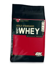 Протеин Whey Gold 4,5 кг extreme milk chocolate