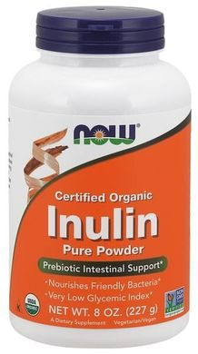 Inulin Powder, Organic - 227 г