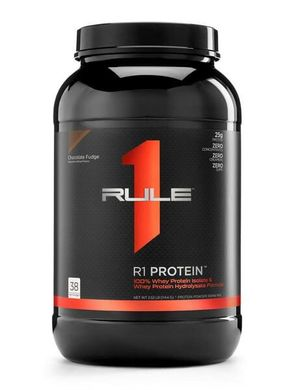 Протеин Protein R1 NF 1,1 кг Chocolate Fudge Naturally Flavored
