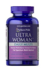 Ultra Woman™ Daily Multi Timed Release90 Caplets