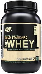 Протеин Naturally Gold Standard 100% Whey 860 г Ваниль