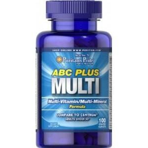 ABC Plus Multivitamin and Multi-Mineral Formula - 100 каплет