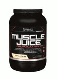 Гейнер MUSCLE JUICE 2600 Revolution, 2,12 кг cookies'n cream