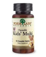 Children's Chewable Multi 45tab strawberry