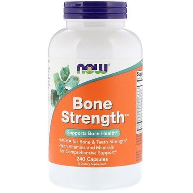 Bone Strength - 120 кап