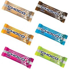 Батончик Choco Pro Bar 55г mixed berries white chocolate